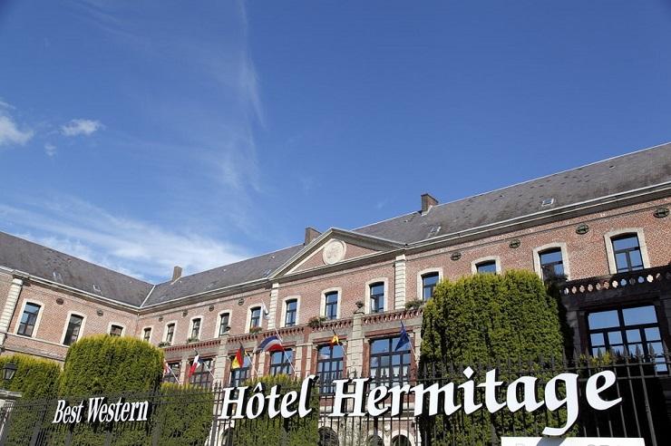 Best Western Hermitage ***, Montreuil sur Mer-471