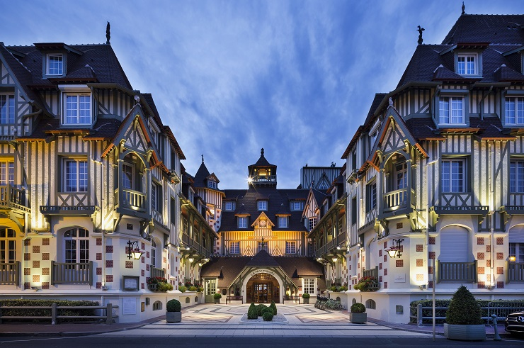 Normandy Barriere, Deauville *****-130