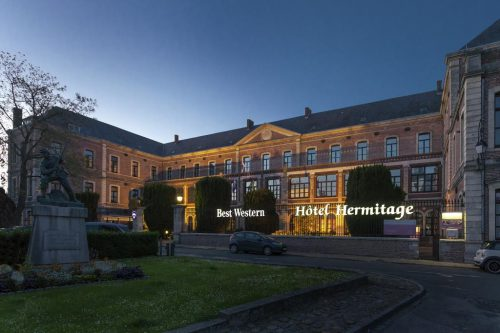 Best Western Hermitage ***, Montreuil sur Mer-5184