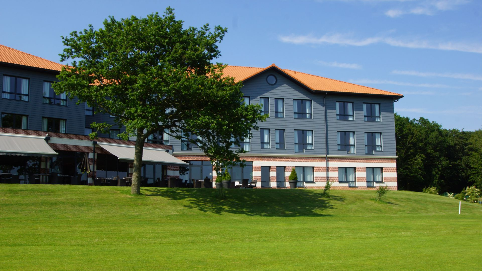 Saint Omer Golf Hotel ***-0