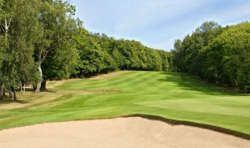 Champ de Bataille Golf Club-1700