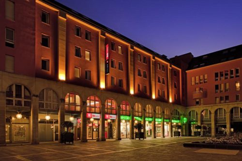 Hotel Ibis Epernay Centre Ville ***-920