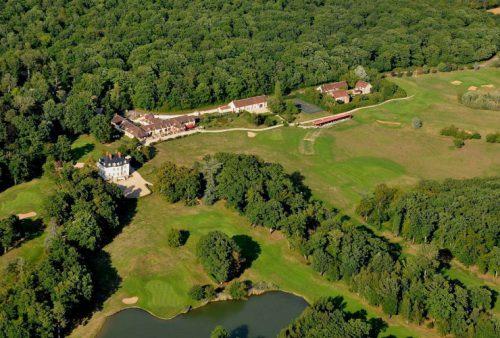 Domaine de Roncemay Golf Club-2180