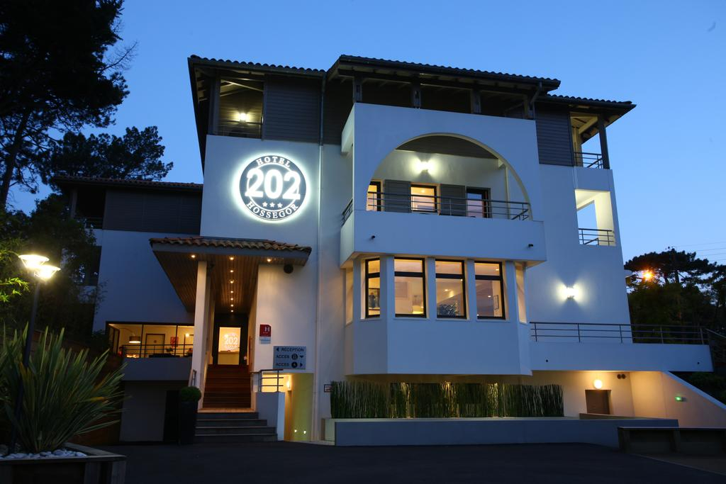 Hotel 202 ***, Hossegor-0