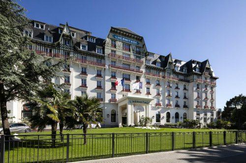 Hotel Barriere l'Hermitage *****, La Baule-0