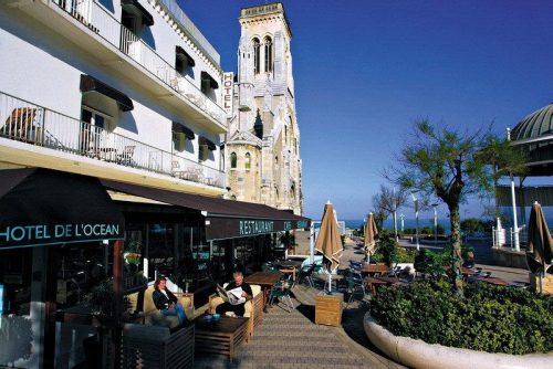 Logis Hotel de l'Ocean, Biarritz ***-0