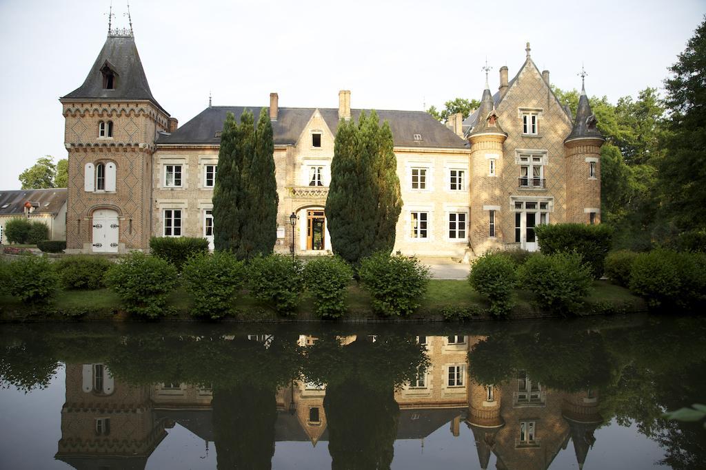 L'Hostellerie du Chateau les Muids, La Ferte St Aubin ***-5821