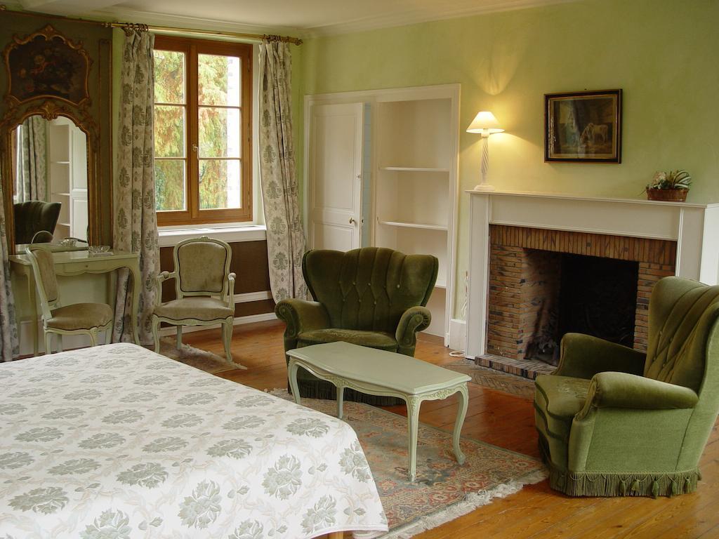 L'Hostellerie du Chateau les Muids, La Ferte St Aubin ***-5829