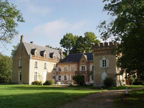 L'Hostellerie du Chateau les Muids, La Ferte St Aubin ***-0