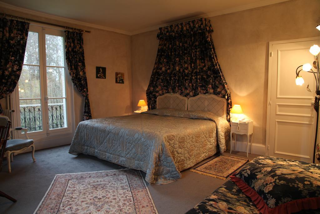 L'Hostellerie du Chateau les Muids, La Ferte St Aubin ***-5828