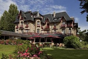 Relais et Chateaux Castel Marie Louise *****, La Baule-0