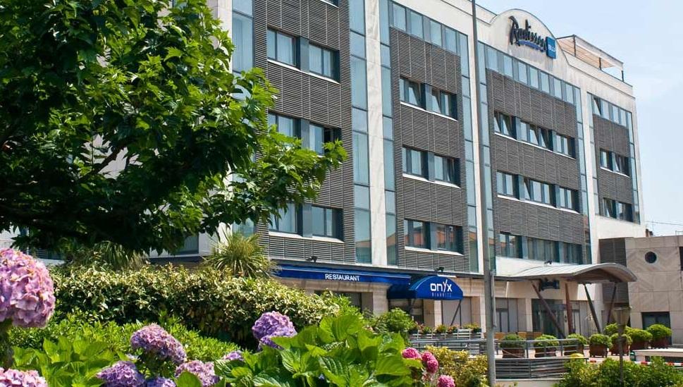 Radisson Blu ****, Biarritz-0
