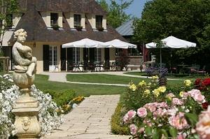 Relais et Chateaux Hostellerie la Briqueterie, Epernay *****-0