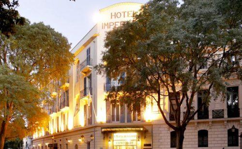 Hotel Imperator, Nimes ****-1422
