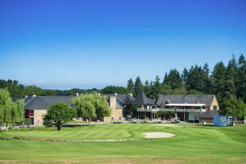 Golf Hotel Saint Malo, Le Tronchet ***-0