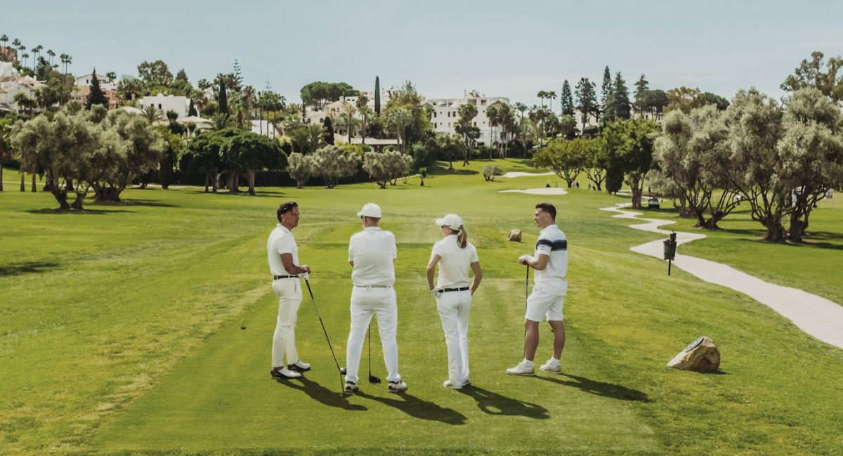 """It just takes three sessions to put someone on the right track,"" said Steve Wood Golf Hypnotist at Golf Planet Holidays"