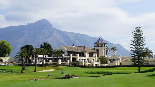 Los Naranjos Golf Club, Marbella Costa Del Sol, Spain