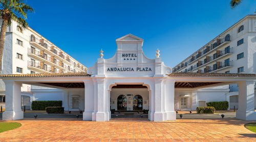 H10 Andalucia Plaza Hotel-0