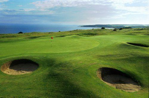 Gullane Golf Course-12494