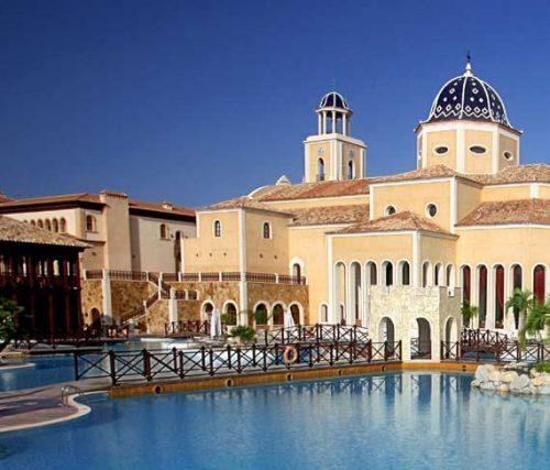 Villaitana Wellness, Golf & Business Resort Hotel-0
