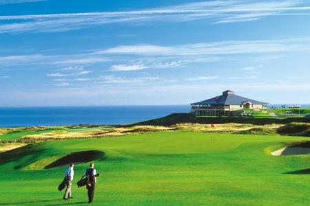 Fairmont St. Andrews Scotland - Torrance Golf Course-0