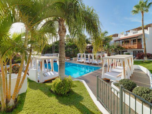 Hotel Jardin Tecina ****, La Gomera-0