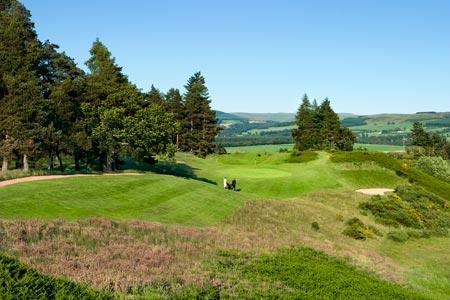 Gleneagles - Queen's Golf Course-12664