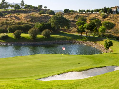 La Cala - Campo Asia Golf Course-6447