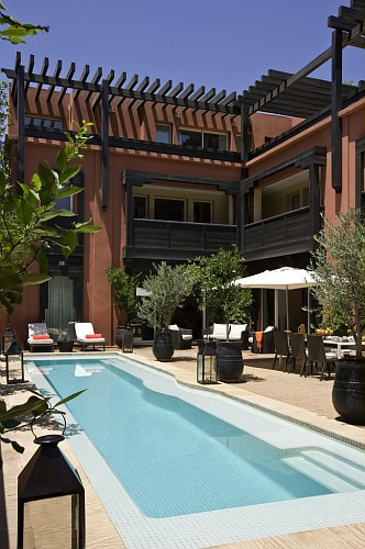 Hotel & Ryads Barriere Le Naoura *****-11529