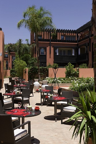 Hotel & Ryads Barriere Le Naoura *****-11528