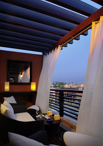 Hotel & Ryads Barriere Le Naoura *****-11527
