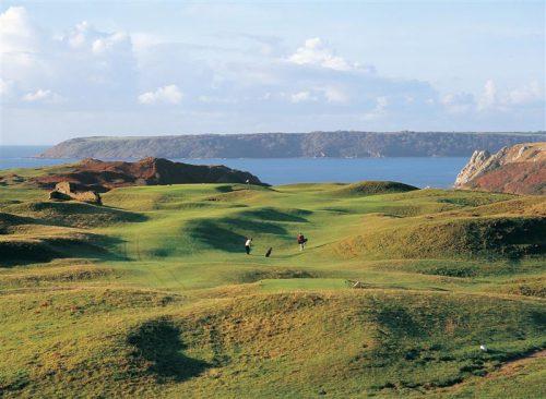 Pennard golf club Golf Course-0