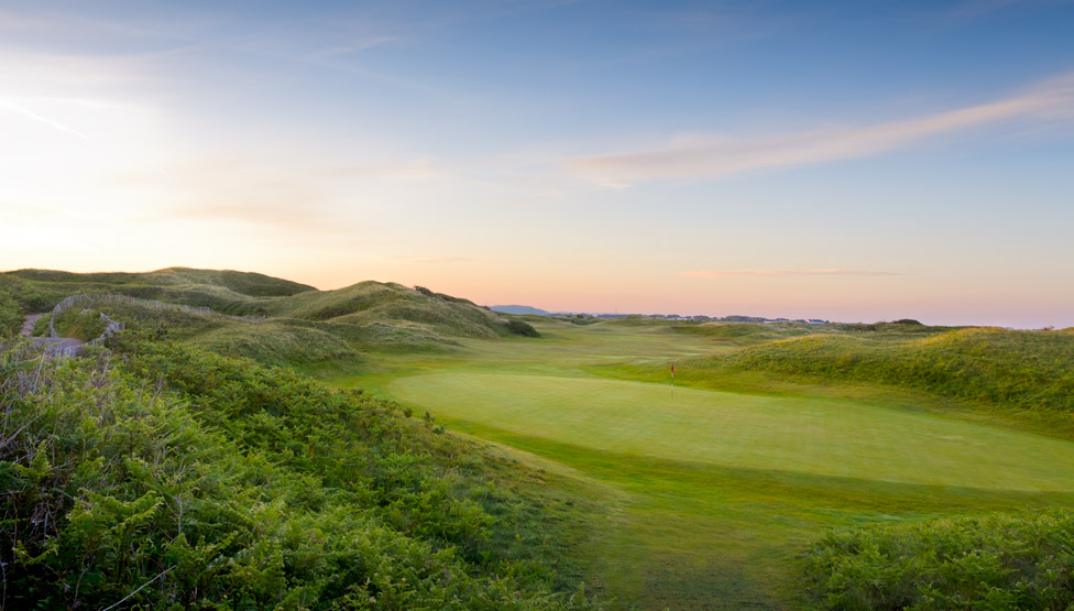 Pyle and Kenfig Golf club Golf Course-13085