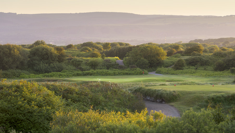 Pyle and Kenfig Golf club Golf Course-13089