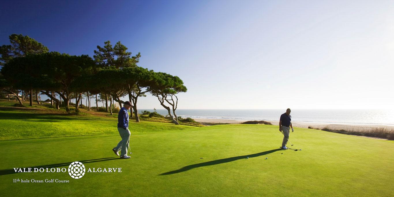 Vale do Lobo Golf Western Algarve. GPH