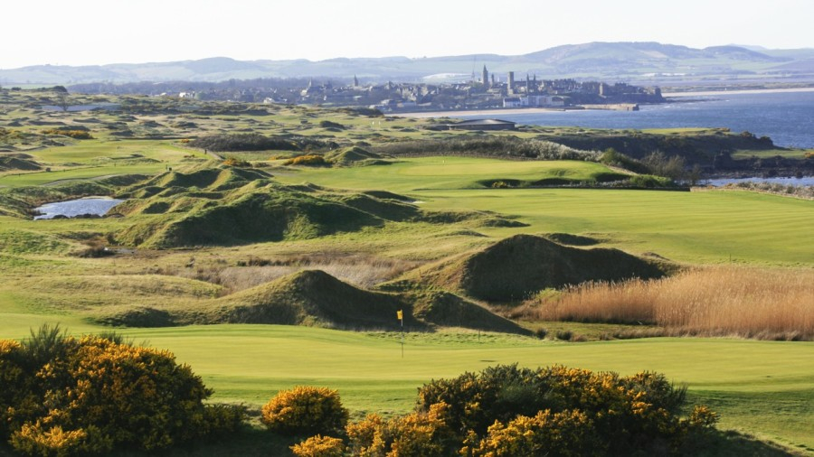 Fairmont St. Andrews Scotland - Kittocks Golf Course-12435