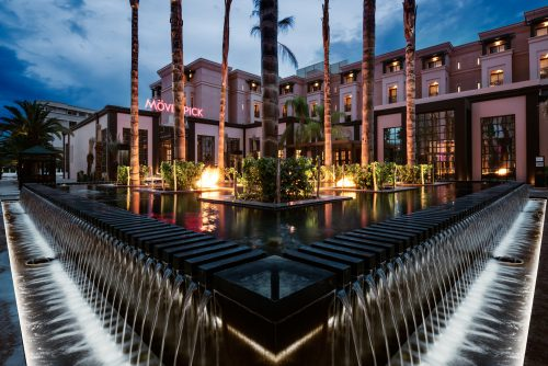 Mövenpick Hotel Mansour Eddahbi *****-0