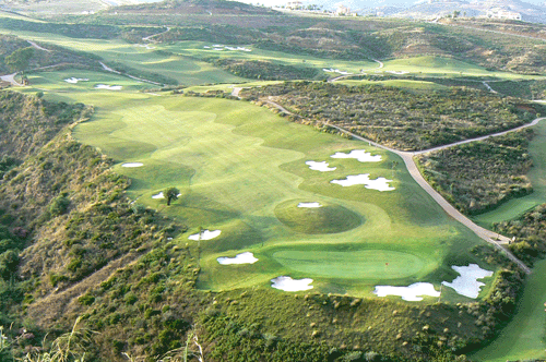 La Cala - Campo America Golf Course-16121