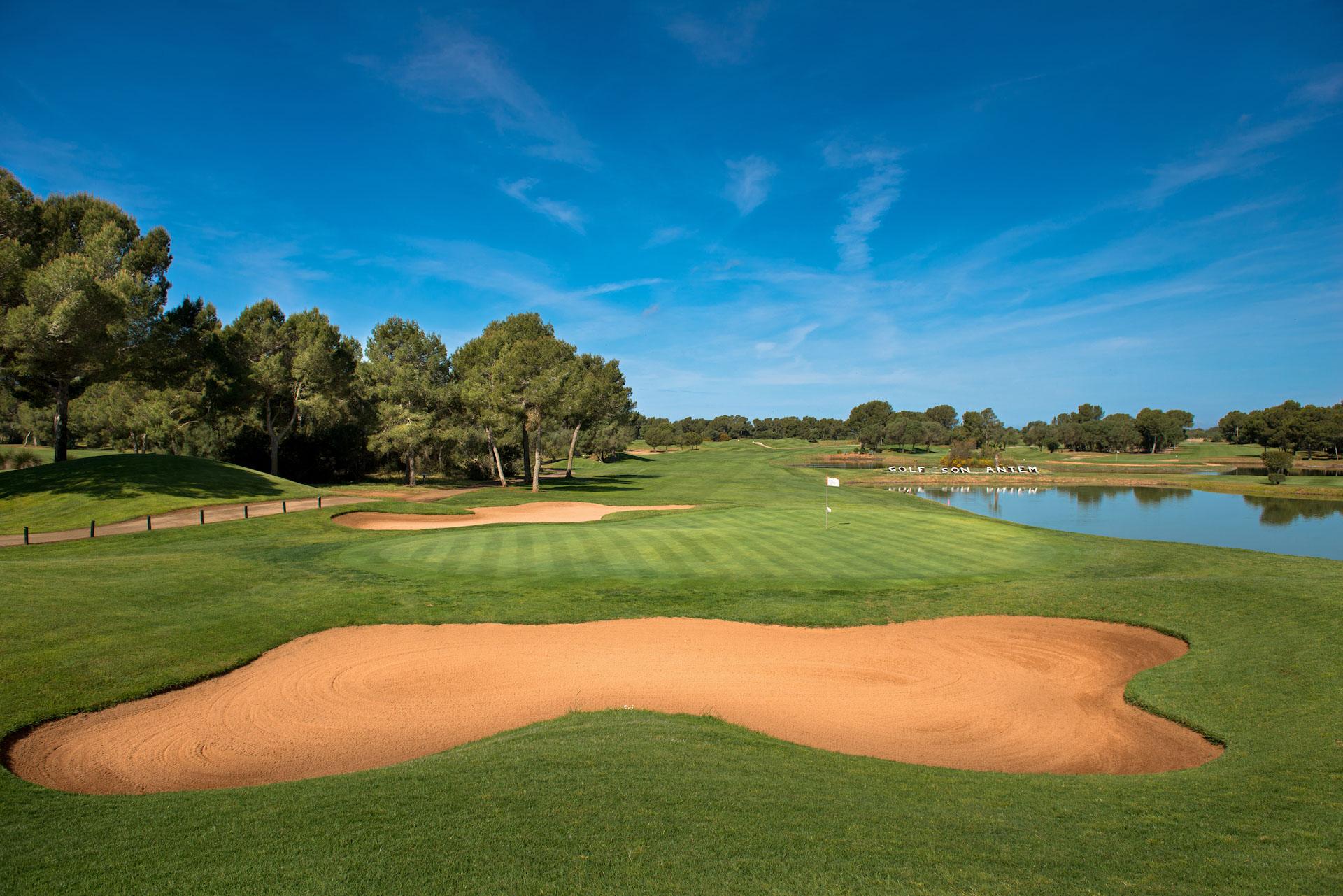 Son Antem West & East Golf Course-16403