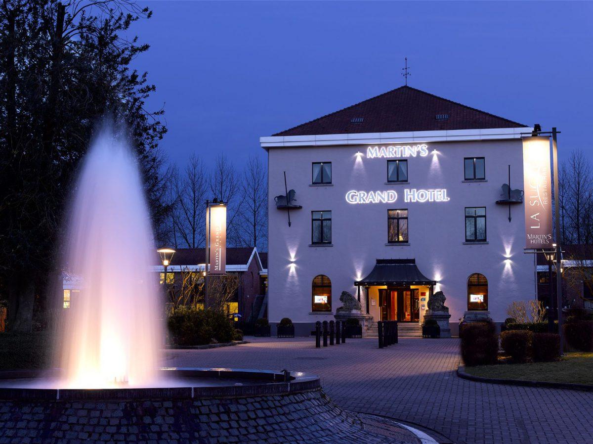 Martin's Grand Hotel ****-15677