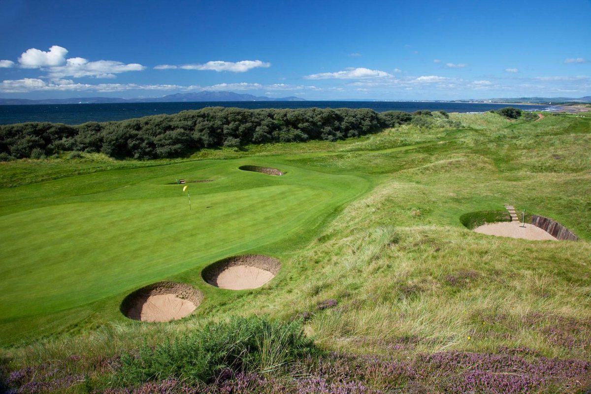 Western Gailes Golf Course-12288