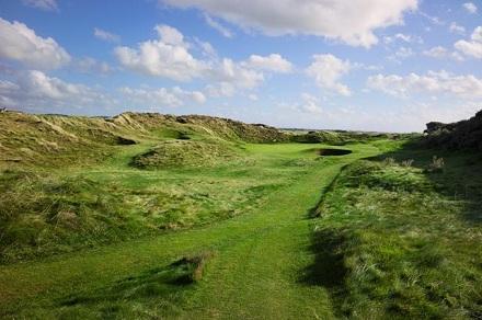 Western Gailes Golf Course-12289