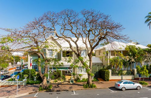 The Benjamin Hotel, Durban ****-0