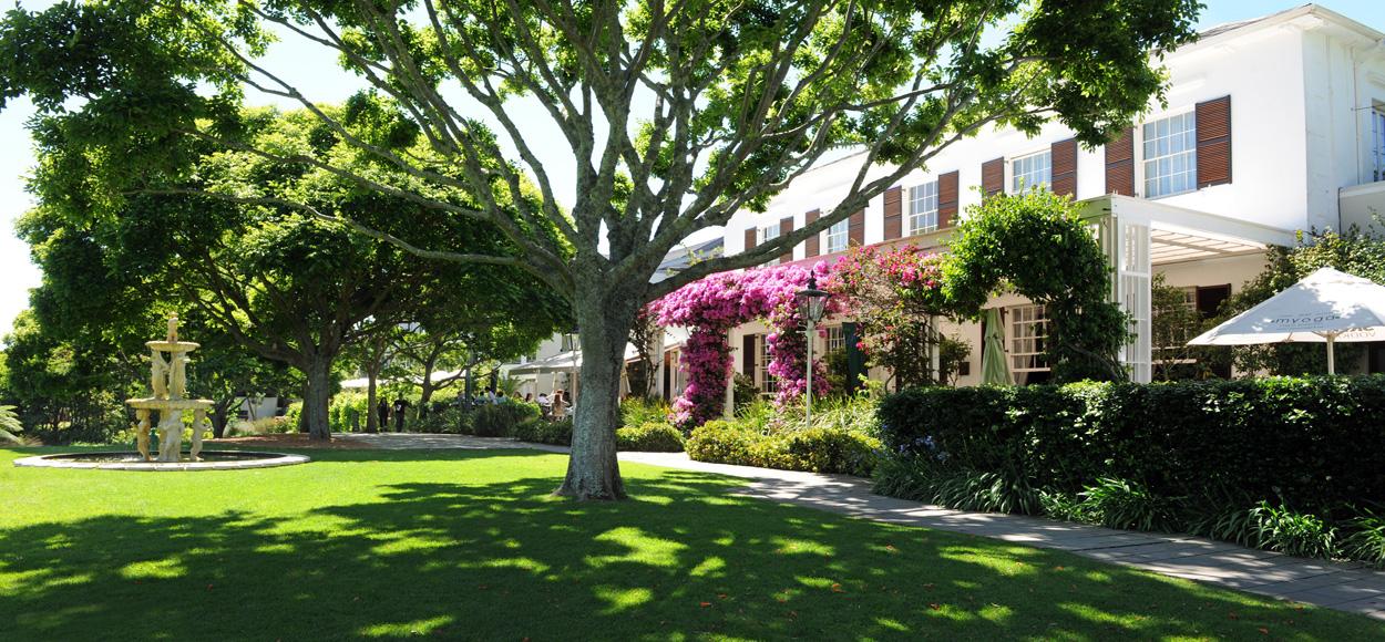 The Vineyard Hotel *****-16576
