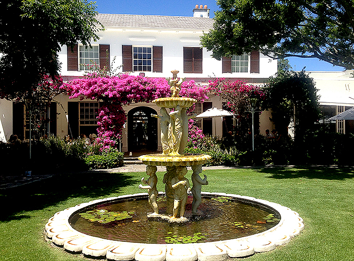 The Vineyard Hotel *****-16575