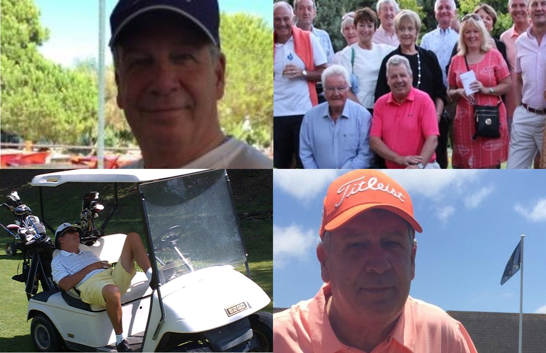 Nigel montage Golf Planet Holidays Pro