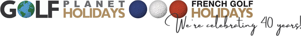 Golf Planet Holidays Logo