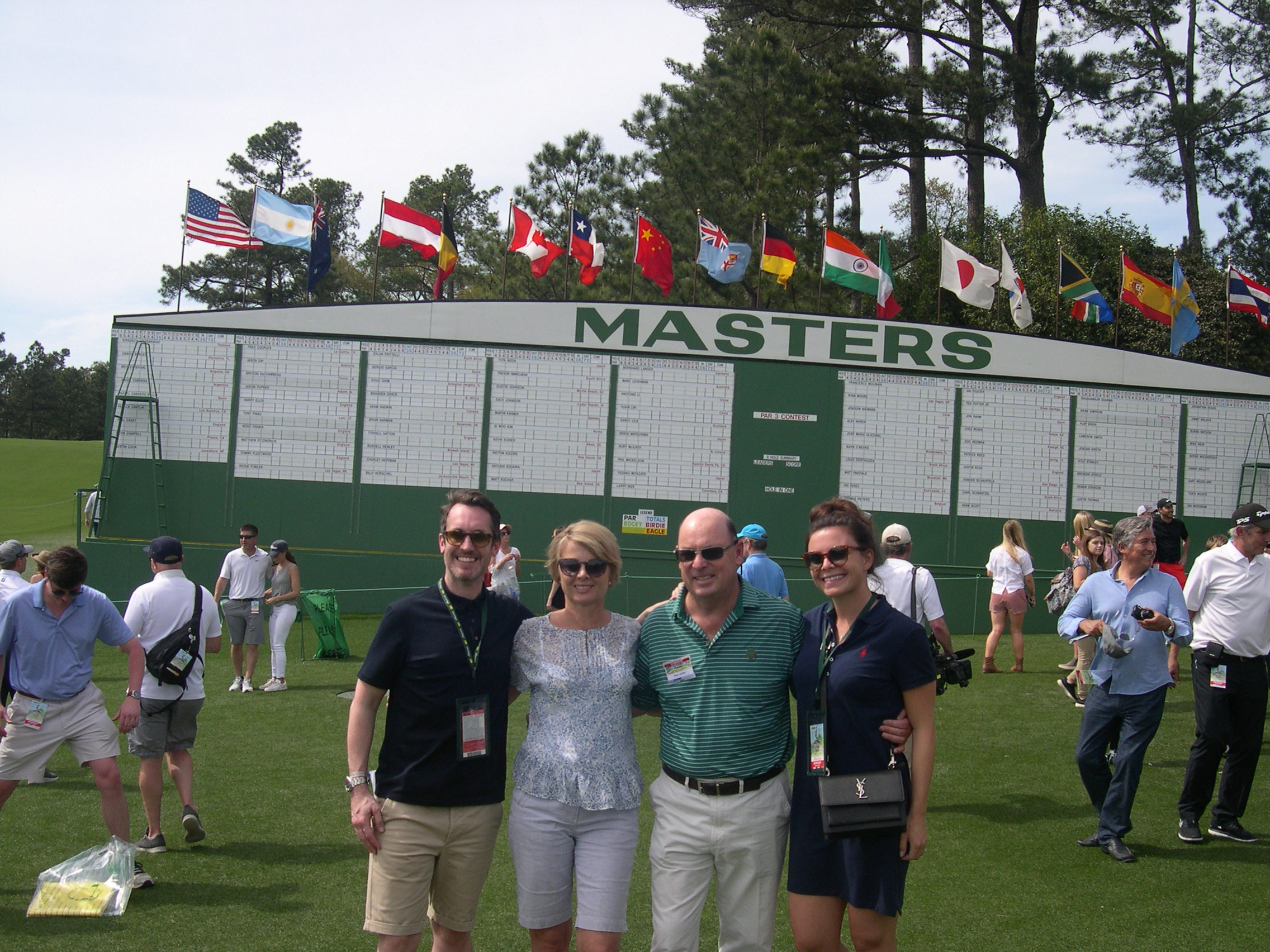 Masters Package 1